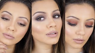 Urban Decay Naked Ultimate Basics Palette Tutorial