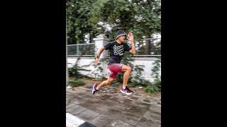 ตัวอย่าง ฝึก Bounding Running Drill สั้นๆสำหรับนักวิ่ง เพิ่มจังหวะ การก้าว และ การส่งแรงในการวิ่ง
