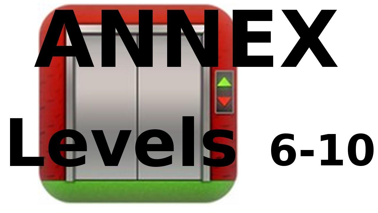 100 Floors Annex Levels 6 To 10 Walkthrough Youtube