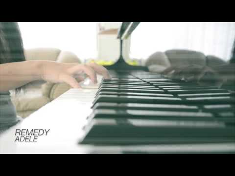 Remedy - Adele (Piano Cover)