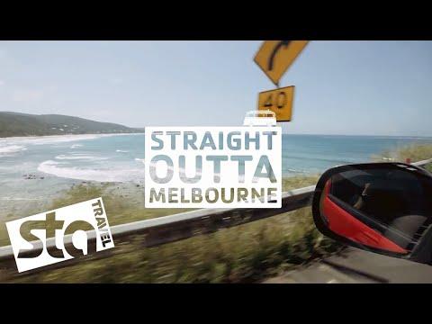 STRAIGHT OUTTA MELBOURNE | The Ultimate Australia Road Trip | STA Travel