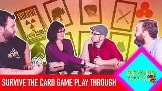 Gambar cover Survive the Card Game|Play Through|Beyond the Box Ep 10