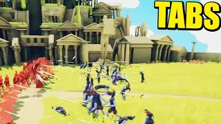 TORNEO SECRETO #1 - TOTALLY ACCURATE BATTLE SIMULATOR | Gameplay Español