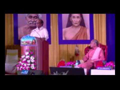 "Rajni releasing P Yoganandhaji""s Divine Romance in Tamil at Chennai"