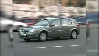 Тест Драйв OPEL Signum 2004 Зеленый фургон