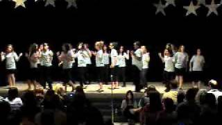 Hoedown Throwdown, by SJH Vocal Music