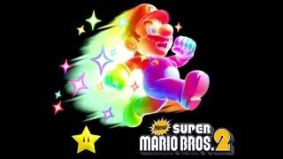 New Super Mario Bros.2 Wii Starman Extended Yoshi