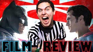 """""""Batman v Superman"""" Review: (NO SPOILER) - CF WIllie"""