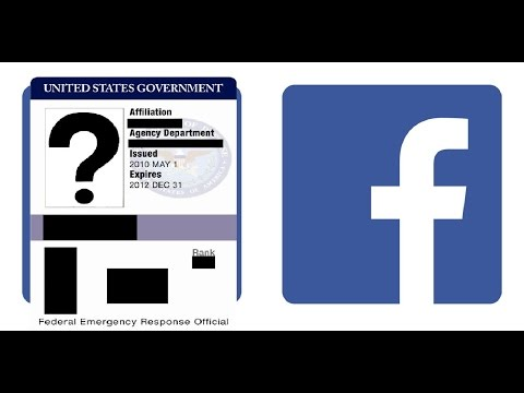 Facebook Demanding Government ID's - Disabled My Account