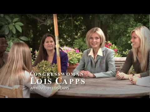 2012 Lois Capps Ad - Friends