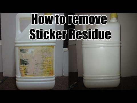 how to remove sticker residue from a snowmobile doovi. Black Bedroom Furniture Sets. Home Design Ideas