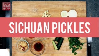 Chinese Food with Xian Wei: Sichuan Pickles (Two Ways)