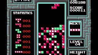 Tetris Zero (2-Player Hack) - All Cutscenes - User video