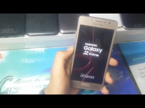 Samsung Galaxy J2 Prime bypass google account lock frp
