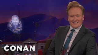 Conan Announces His Trip To Japan  - CONAN on TBS