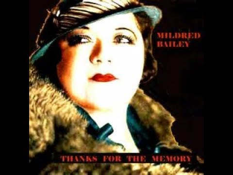 1930's music - The best of Mildred Bailey (1930-1940) 2H mix (mono HD)