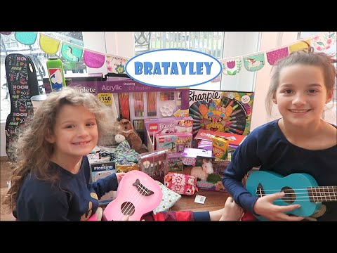 Christmas Day with Bratayley + Presents Haul (WK 260.3) | Bratayley
