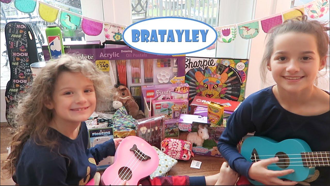 Christmas Day with Bratayley + Presents Haul (WK 260.3) - YouTube