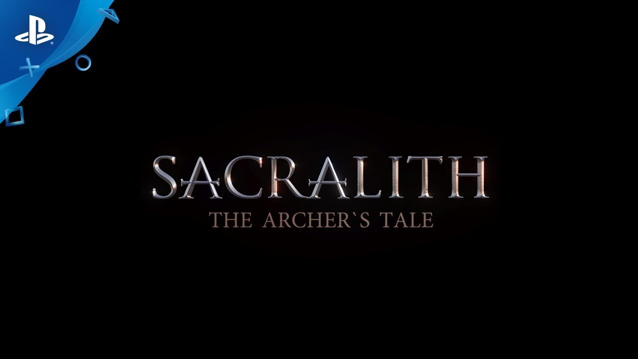 Sacralith: The Archer's Tale - Launch Trailer | PS VR