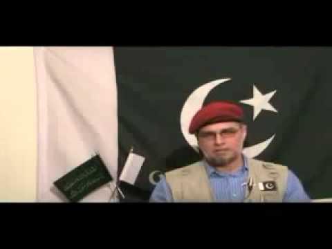 Pakistani threatening USA , INDIA and ISRAEL. The mental patient Zaid Hamid.