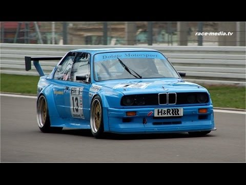 Race Media Tv Onboard Classix Dolate Bmw M3 E30 Uli