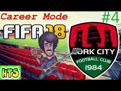 FIFA 18 - Cork City Career Mode - #4 A Class Act!