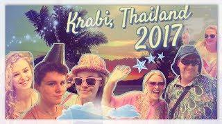 🌅  Krabi, Thailand 2017 (Music Video) 🌅
