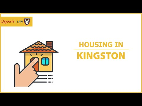 Queen's Law - Housing in Kingston