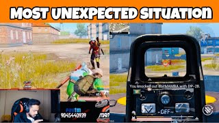 MOST UNEXPECTED SITUATION | PUBG MOBILE | Mr Spike