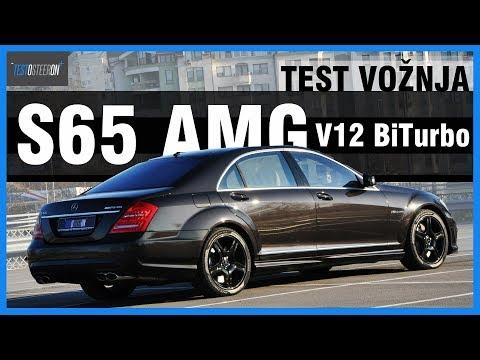 RAZARAČ AUTOPUTEVA///Mercedes S65 AMG V12 BiTurbo///6.0l 612hp 1000Nm