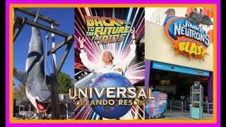 Top 6 BEST Extinct Universal Orlando Attractions! |Stix Top 6|