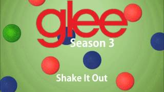 Shake It Out (Glee Version)