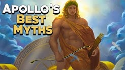 Apollo's Best Myths and Legends - Greek Mythology Stories - See U in History