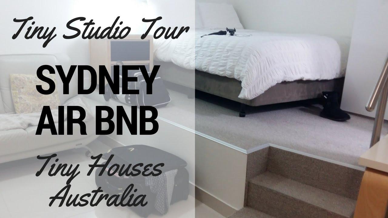 Tiny Houses Australia Tiny House Studio Airbnb Tour