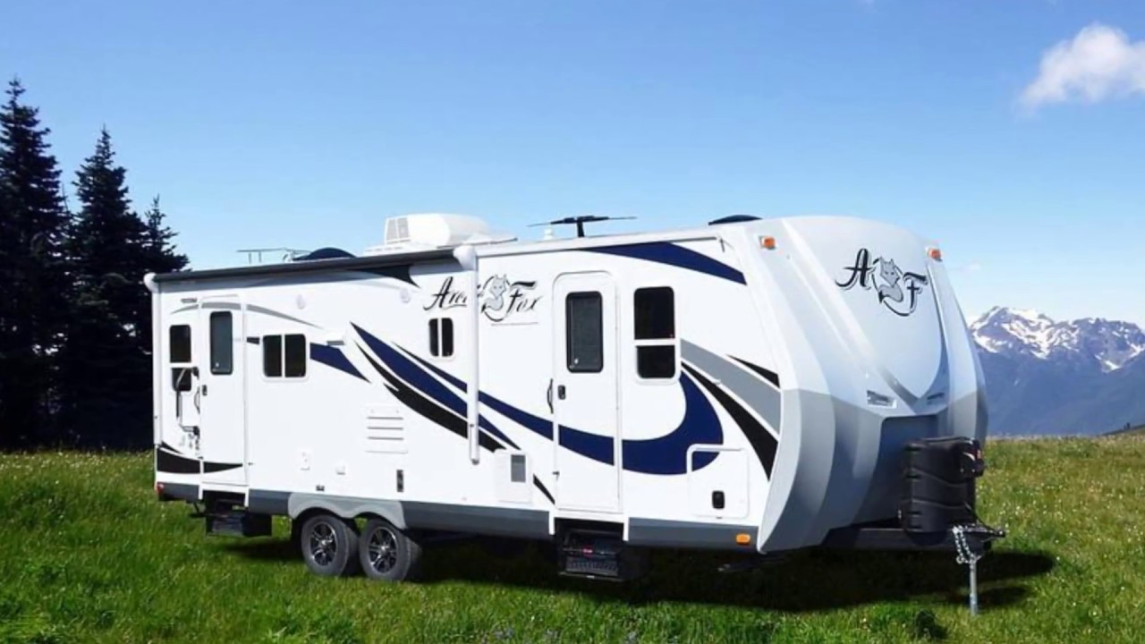 New 2017 Northwood Arctic Fox 25y Trailer For Sale In