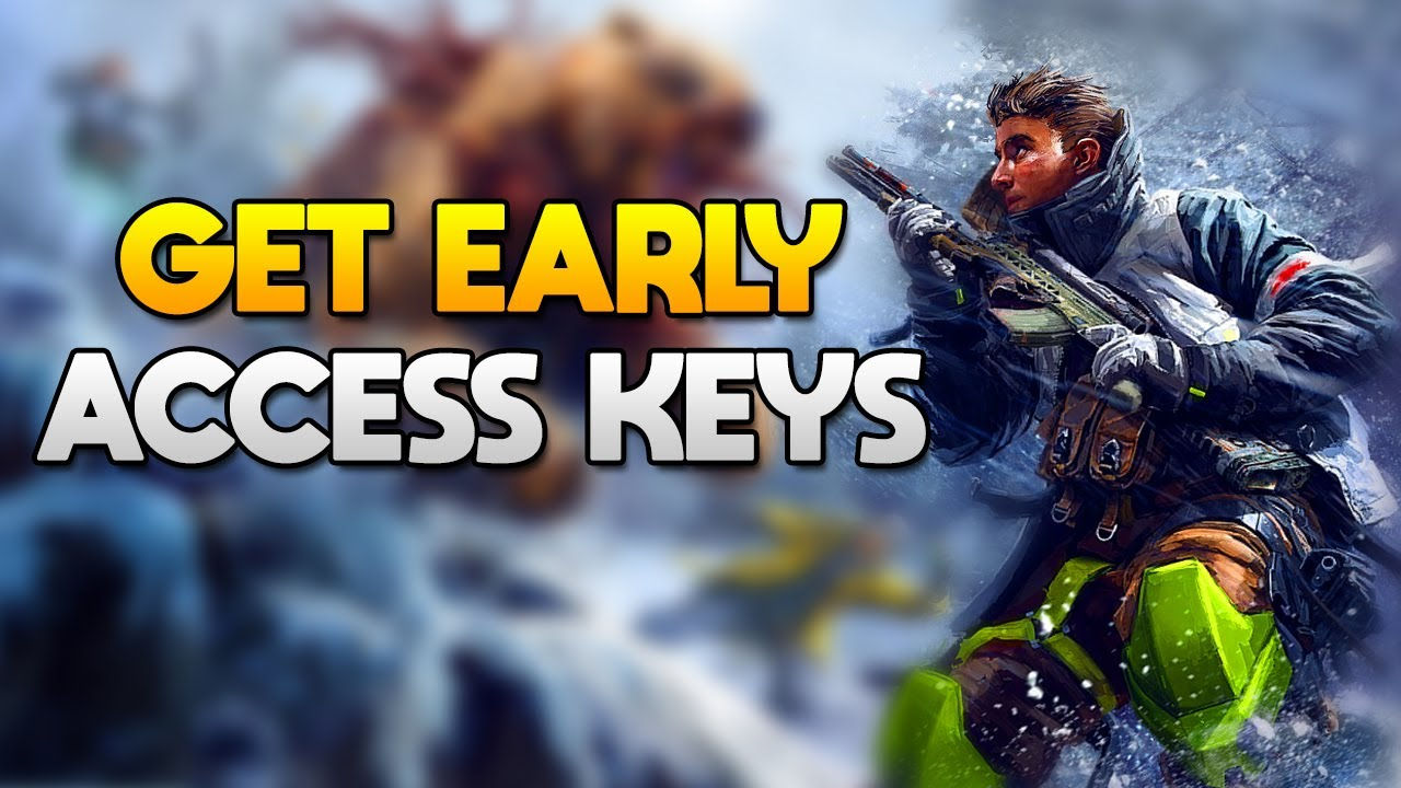 How to get a Scavengers Steam Early Access key drop