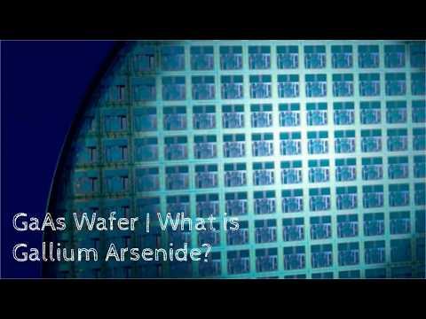 GaAs Wafer | What is Gallium Arsenide?