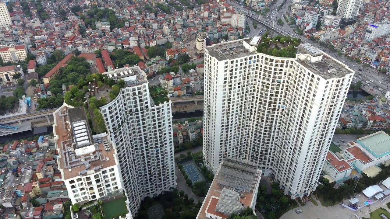 Hà Nội sao lại lắm nhà cao tầng thế này ?