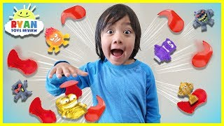 Gotta Smash Em all with Zuru Smashers Surprise Toys Hunt