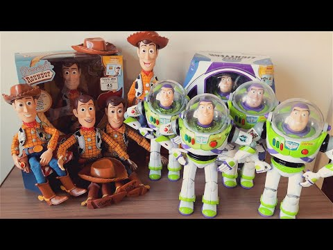 Toy Story Collection | Woody & Buzz Lightyear (Review)