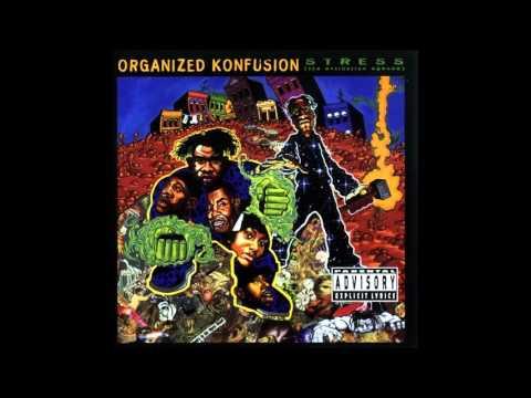 Organized Konfusion – Stress: The Extinction Agenda (Full Album)