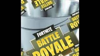 The lost Fortnite Bucket video...