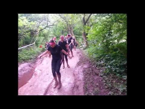 Muddy Angel Run 1 vom 19.06.2016 Freizeitpark Mammut Women Mud Run