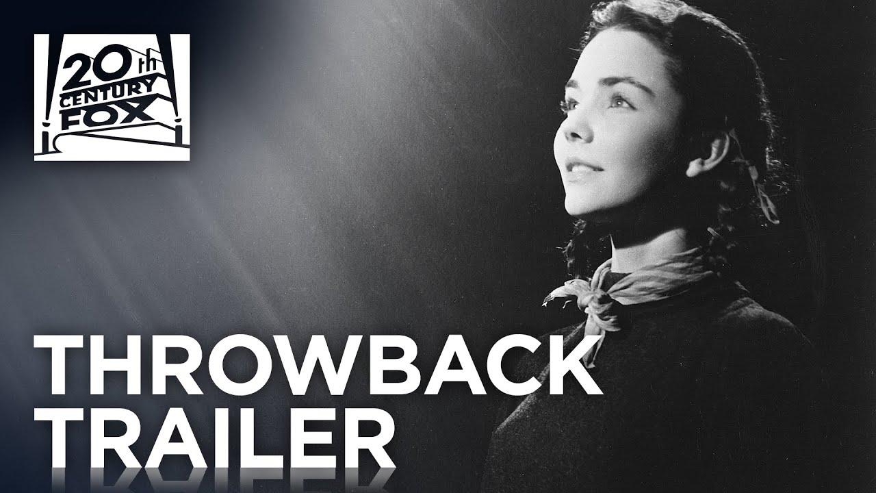 The Song Of Bernadette | #TBT Trailer | 20th Century FOX