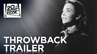 The Song Of Bernadette | #TBT Trailer | 20th Century FOX