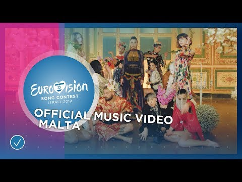 Michela - Chameleon - Malta 🇲🇹 - Official Music Video - Euro