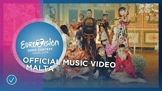 Michela - Chameleon - Malta - Official Music Video - Eurovision 2019