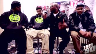 HULK Ent (Dorrough , B-Hamp, Tum Tum) Talk About Love They Get From Texas & Working Together