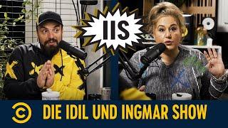 Die Idil und Ingmar Show – Der Fakten- und Fantasie-Podcast