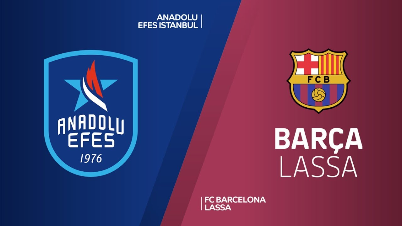 ÖZET | Anadolu Efes Istanbul - FC Barcelona Lassa (5. Maç) Videosu